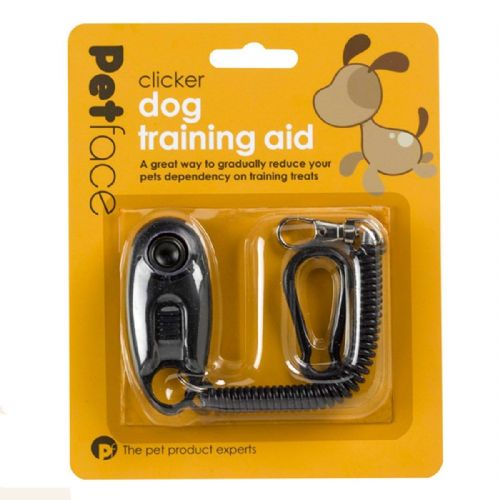 Clicker Dog Training Aid